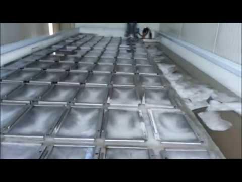 How to prepare Ice Block Machine