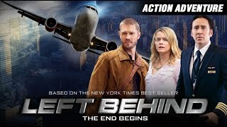 Left Behind | Action Movie | Nicolas Cage | Lea Thompson | action movies | hindi dubbed movies