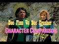 Dr Finn From The Orville Compared To Dr Crusher From Star Trek