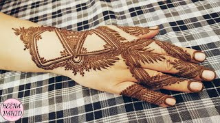 Heavy Mandala Henna Design 4 Henna Design For Eid 2017 Vkeat
