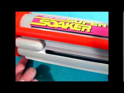For sale on eBay Super Soaker 2500 - Product Video