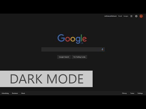 Use COOL Night Mode Browsing In Google Chrome !