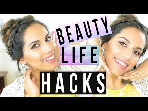 7 Beauty Life Hacks BUSY People Must Try (DIY)!!! Himani Wright