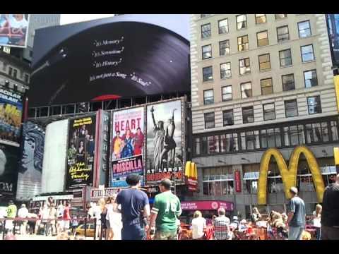 Korea in Times Square