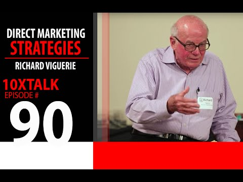 Direct Marketing Strategies Interview  - Richard Viguerie & Joe Polish