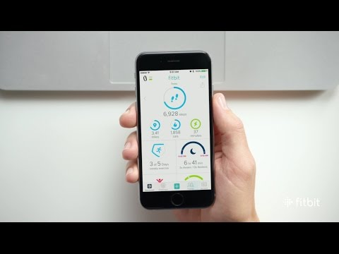 Fitbit Flex 2: How to View All-Day Stats