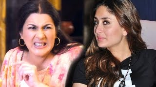 Saif Ali Khan First Wife Amrita Singh REACTION On Kareena Kapoor Pregnant!