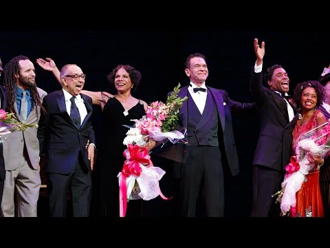 Broadway.com #BuzzNow: SHUFFLE ALONG Opening with Audra McDonald, Billy Porter & More