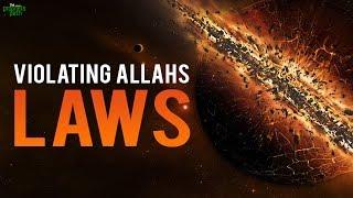 VIOLATING ALLAH