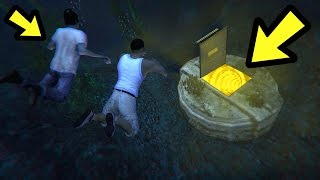 WHAT HAPPENS IF THEY MEET AT THE HATCH? (GTA 5)