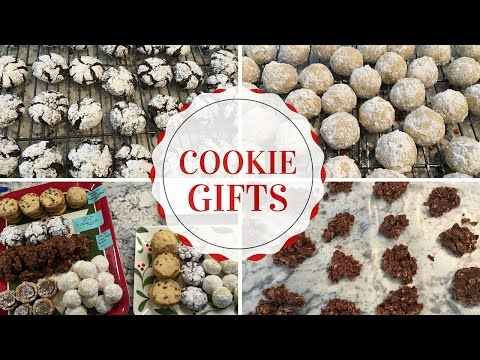 Cookie Wrapping & Packaging Ideas | 12 VIDEOS OF CHRISTMAS #11