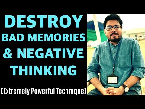 [Exclusive] Distortion Technique - Law of Attraction - Remove Negative Thoughts & Bad Memories
