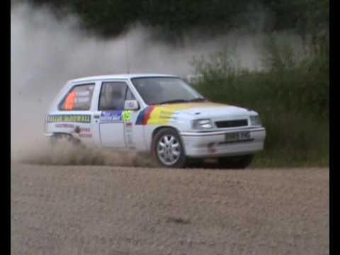 Scottish Rally 2009