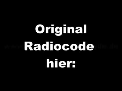 Ford Radio Code Autoradio Car Radio Code Unlock entsperren Code verloren? Hier Code anfordern