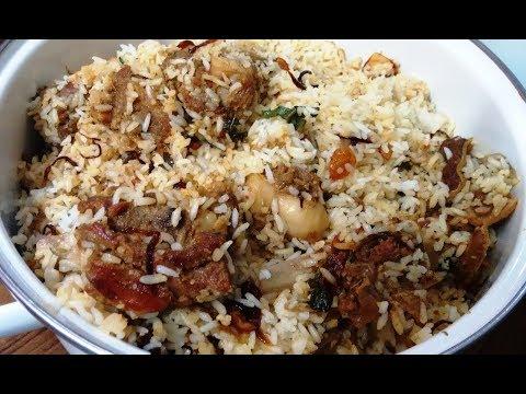 Thalassery Mutton Dum Biryani Recipe | തലശ്ശേരി മട്ടൻ ദം ബിരിയാണി ഉണ്ടാക്കുന്ന വിധം