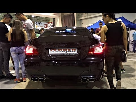 Xxx Mp4 BMW M5 E60 V10 Supercharger 780 HP Exhaust Loud Engine Sound ZENDER Motorsport 3gp Sex
