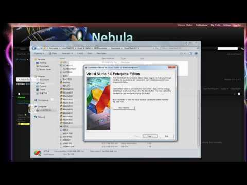 Visual Basic 6.0 Download and Installation