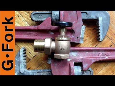 DIY Radiator Valve Replacement - GardenFork