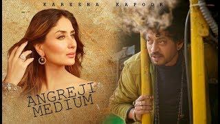 Angrezi Medium   Official Trailer   Irrfan Khan   Kareena Kapoor   Dinesh Vijan  AngreziMedium Movie