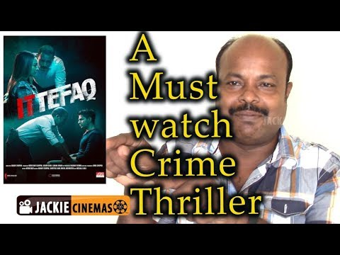 Ittefaq hindi  Movie Review In Tamil By Jackiesekar | #netflix , Sidharth  Malhotra - Akshaye khanna