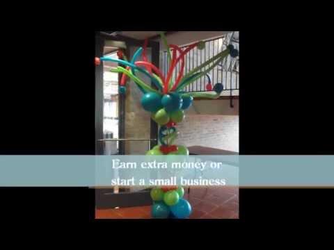 Learn Fun Balloon Decorating TX