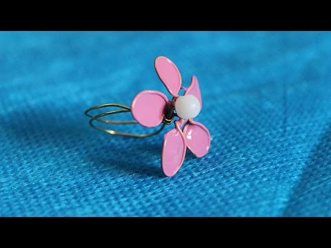 How To Make Wire Flowers - DIY Crafts Tutorial - Guidecentral