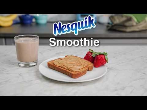 Nesquik Smoothies