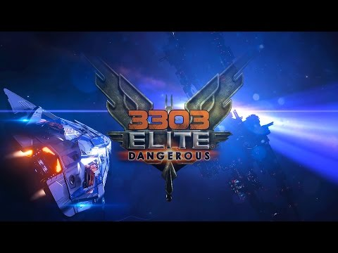 3303 Elite Dangerous - Upcoming Offical In Game Event, Braben Speaks about PS4, Galactic Mapping