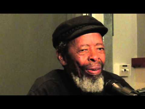 Part 2 - Free the Word!  In conversation with South Africa Poet Laureate, Keorapetse Kgositsile