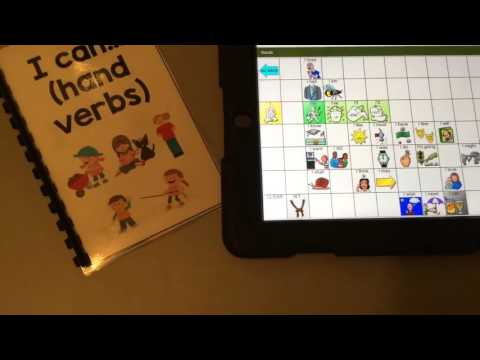 Simple Sentences for AAC