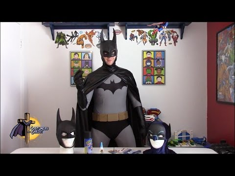 How to Make a Rubies Arkham Batman Cowl Look Great!