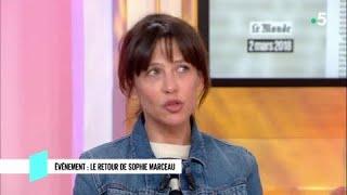 Sophie Marceau & Pierre Richard : acteurs cultes - 03/03/2018