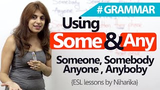 English Grammar Lesson – The tricky -