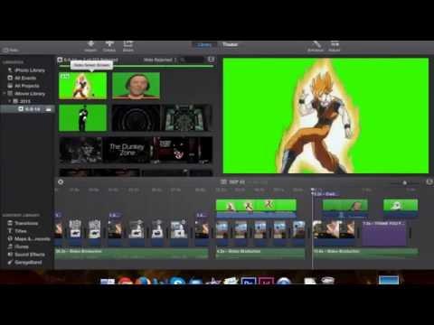 iMovie Green Screen Tutorial by Milo