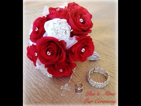 ♥ D.I.Y Bridesmaid Bouquet ♥ | $9.00 ea.