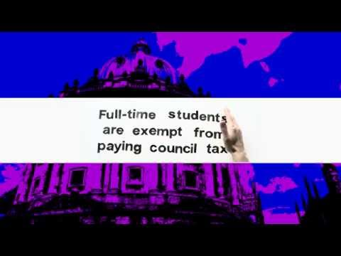 Do students have to pay council tax?