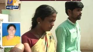 Son Seeking Help to Bring Telugu Woman Dead body From Dubai