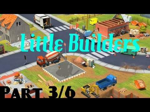 Little Builders -  Cement Filling 3/6