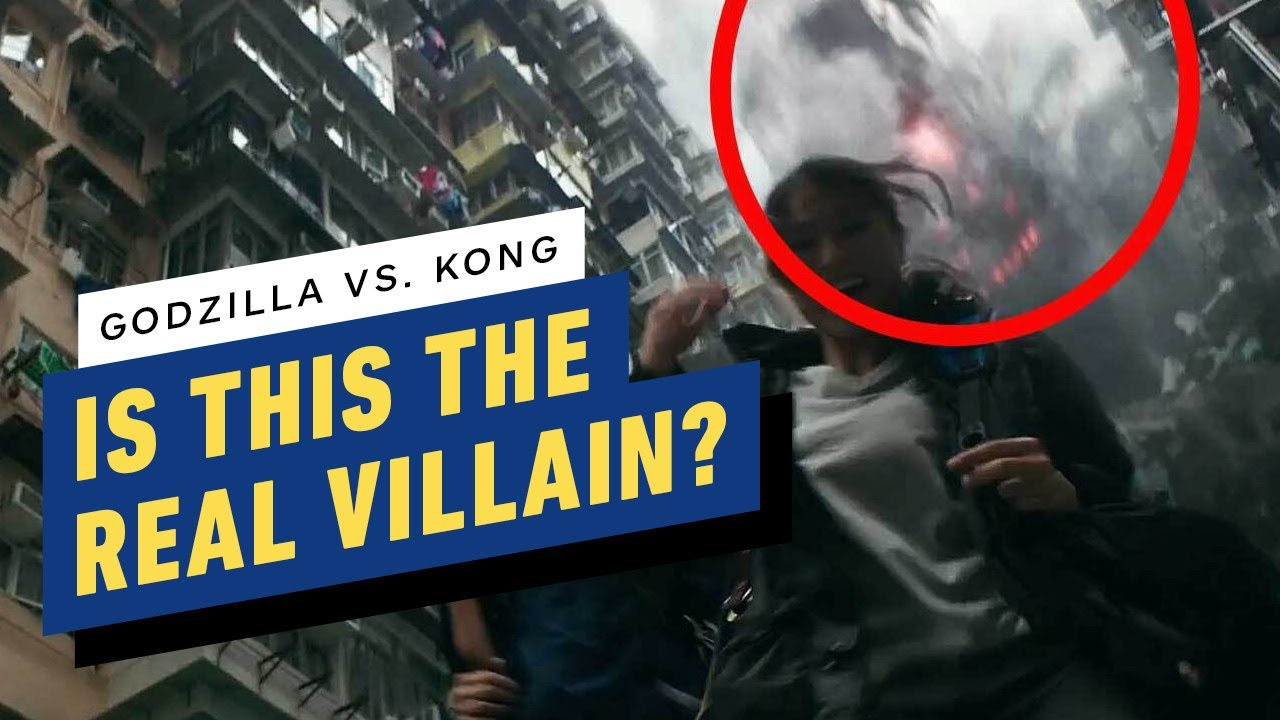 Is This the Real Villain in Godzilla vs. Kong?