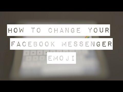 How to Change Facebook Messenger Emoji