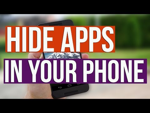 How to Hide Apps on Any Android Phone   No Root