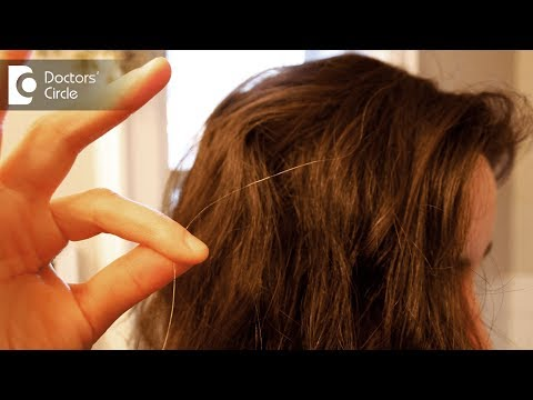 Is it okay to pull out Grey Hair? - Dr. Rasya Dixit