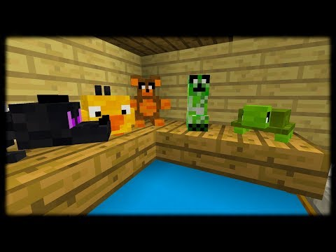 Minecraft PE | How to Make a Toys