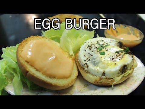 How to make an Egg Burger   Quick & Easy Recipes   Chef Saransh