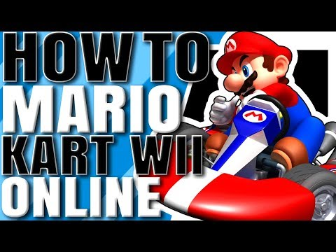 How To Play Mario Kart Wii Online After WFC Shutdown 2018