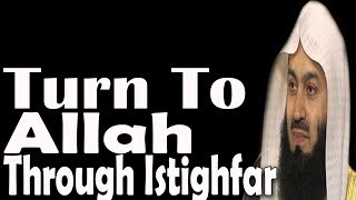 What The Beautiful Benefits Of Istighfar !!! Mufti Menk