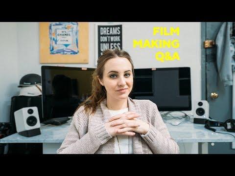How I Make MONEY on YouTube (LIVE Q&A)