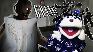 CHIPMUNK vs GRANNY NEW PET SPIDER   Granny 1.5 Update