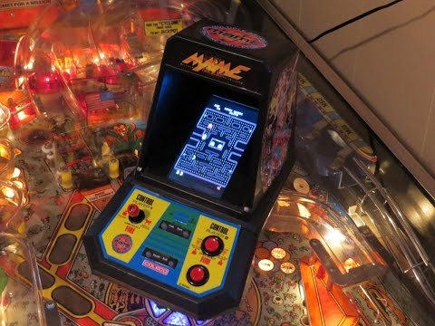 Coleco Tabletop Mame Mini-arcades FOR SALE!!