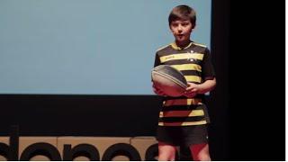Mama, lo siento, quiero jugar al rugby | Leo Polini | TEDxYouth@Torrelodones